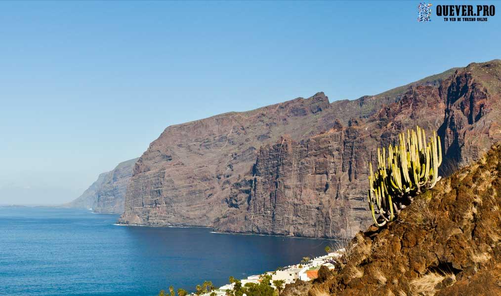 Acantilados de Los Gigantes Tenerife