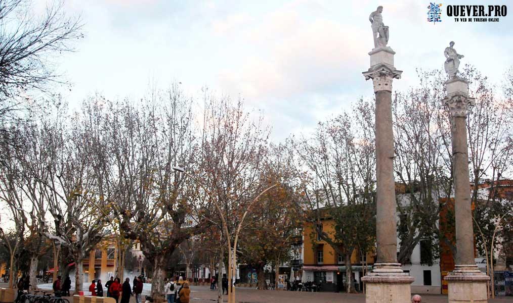 Alameda de Hércules Sevilla