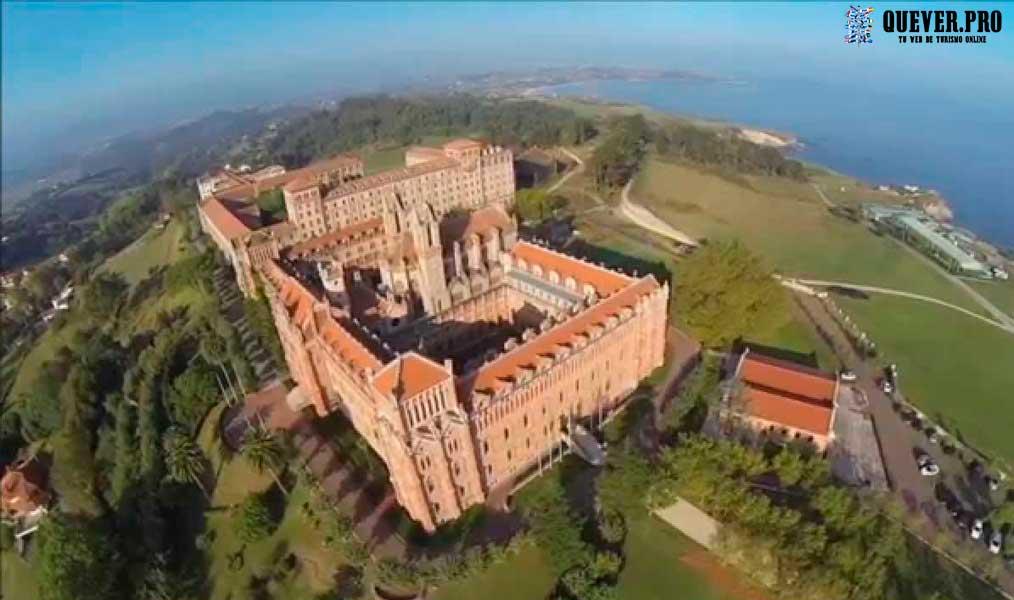 Antigua Universidad Pontificia Comillas