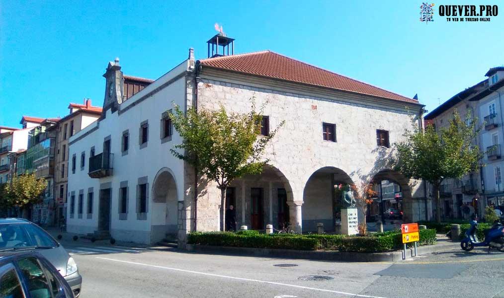 Antiguo Ayuntamiento Laredo