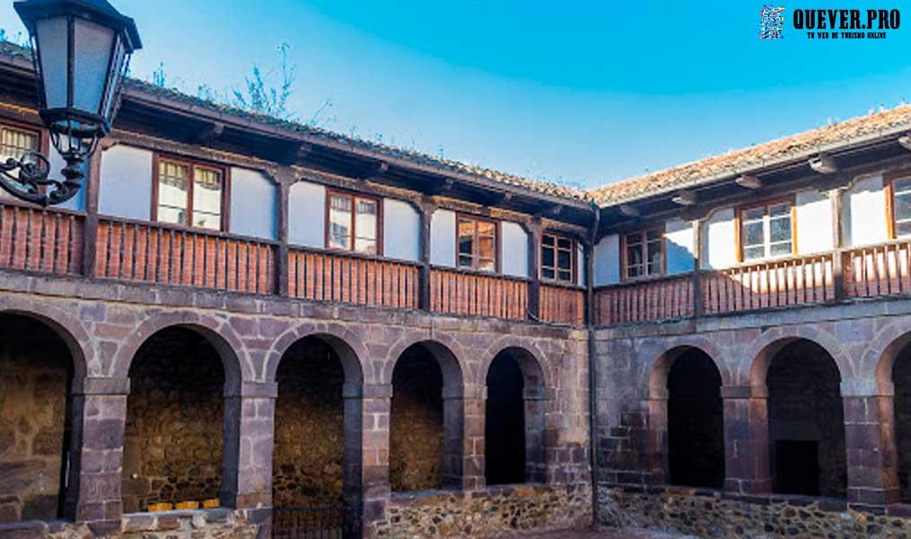 Antiguo Convento de San Raimundo Potes