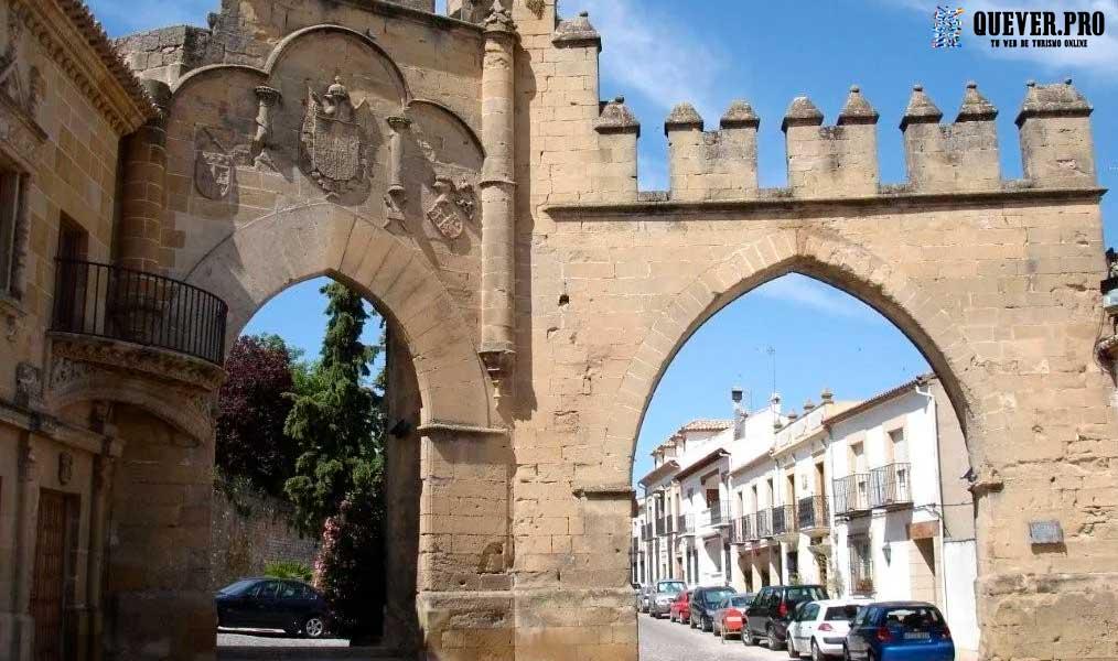 Arco de Villalar Baeza