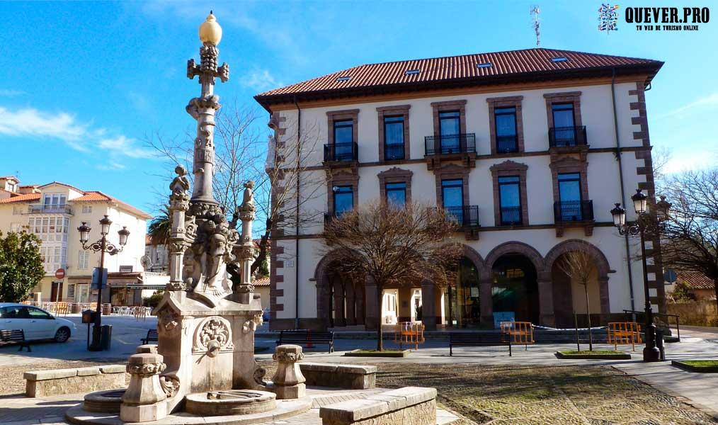 Ayuntamiento Antiguo Comillas