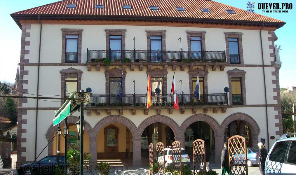 Ayuntamiento Nuevo Comillas