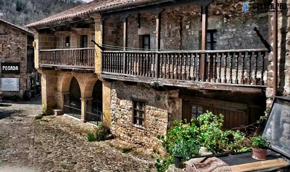 Bárcena Mayor Cantabria