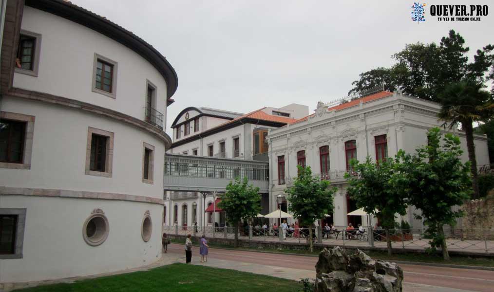 Balneario de las Caldas Oviedo