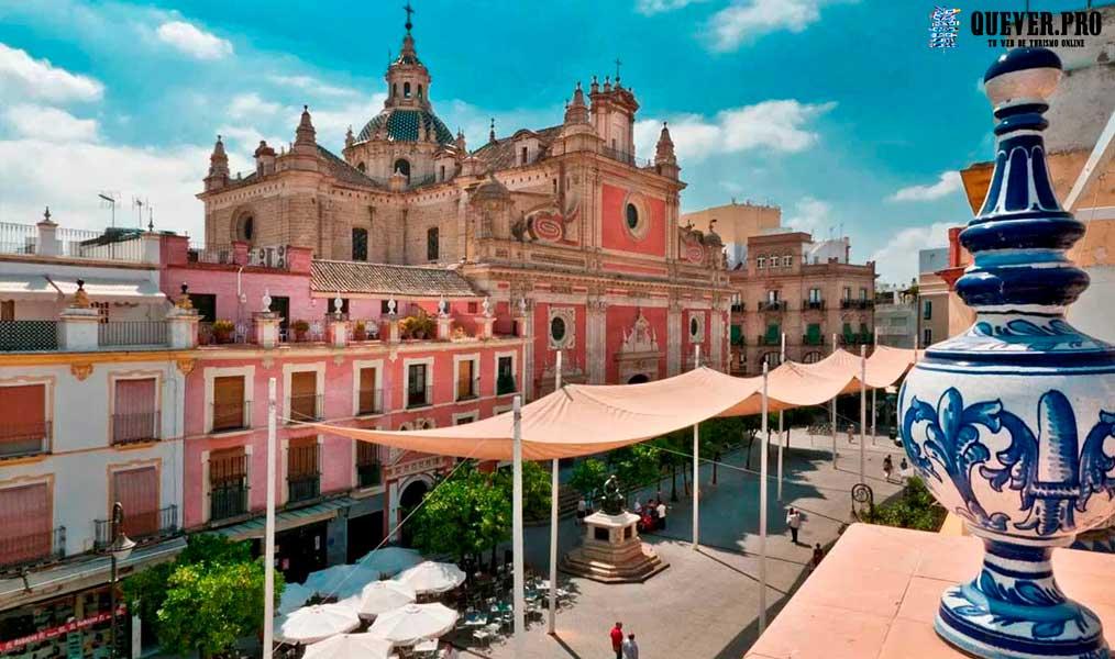 Barrio Alfalfa Sevilla