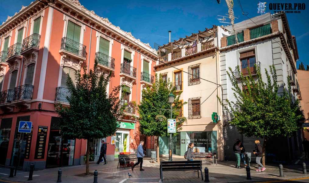 Barrio Realejo Granada