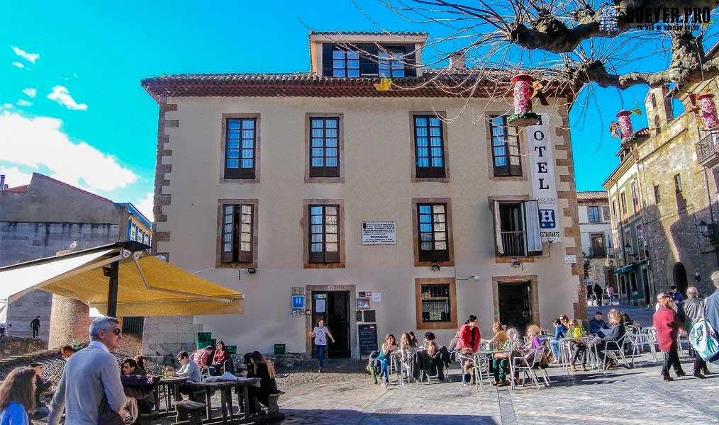 Barrio de Cimadevilla Gijón