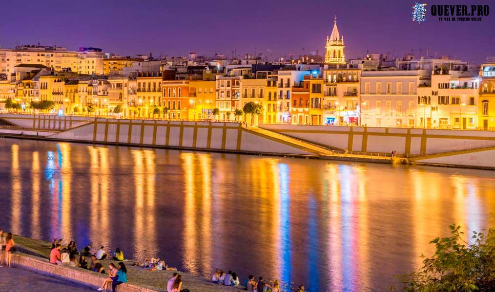 Barrio de Triana Sevilla