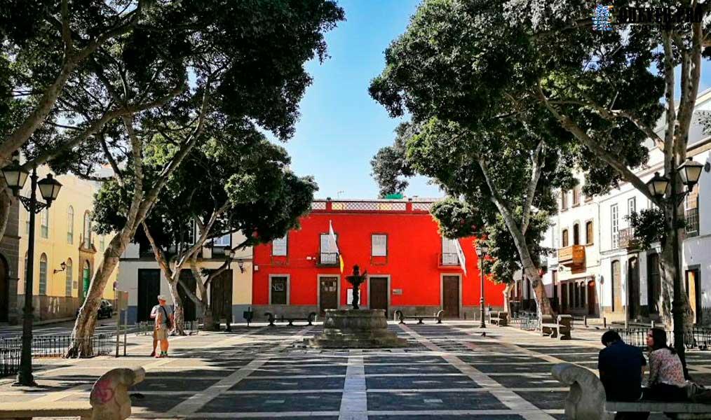 Barrio de Vegueta Las palmas de Gran Canaria