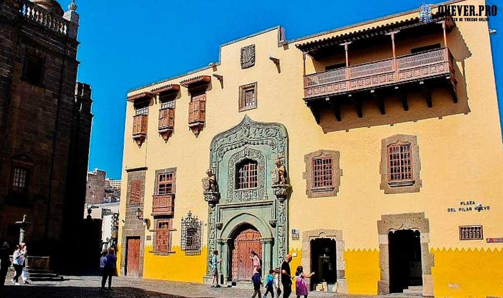 Barrio la Vegueta Canarias