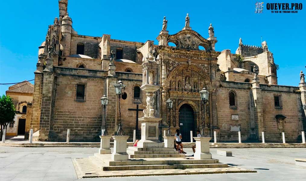 Basílica Nuestra Señora de los Milagros El Puerto de Santa María