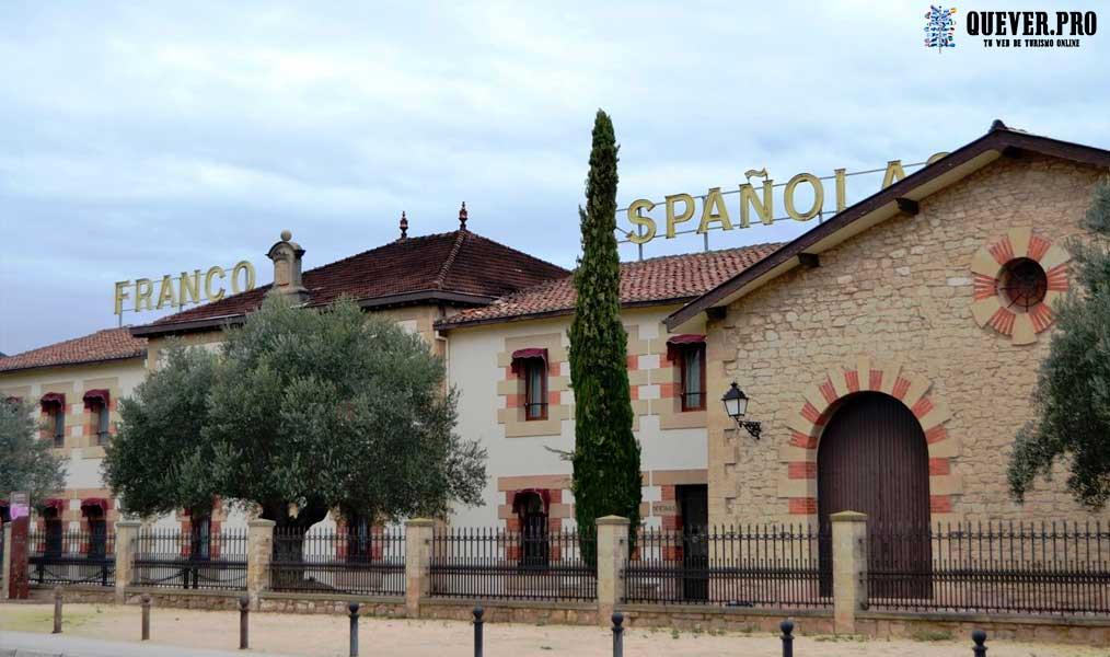 Bodegas Franco-Españolas Logroño