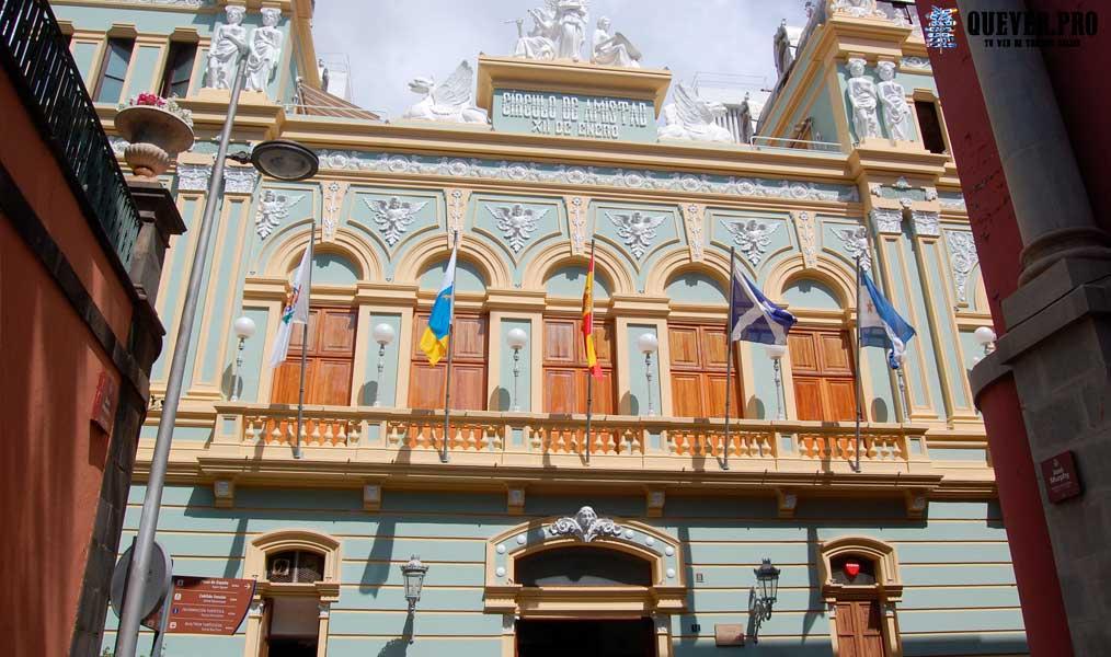Círculo de la Amistad XII de Enero Santa Cruz de Tenerife