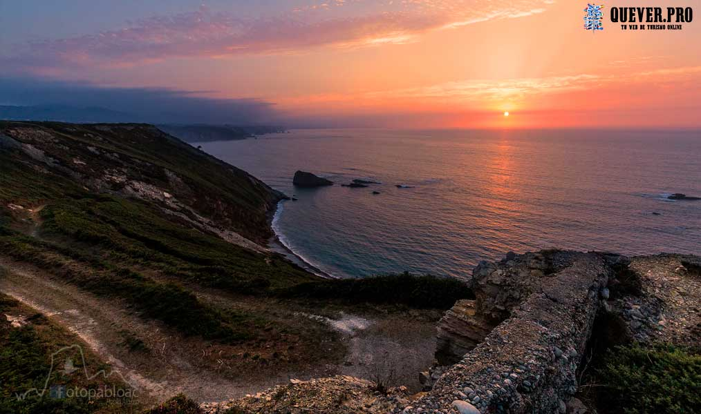 Cabo Vidio Cudillero