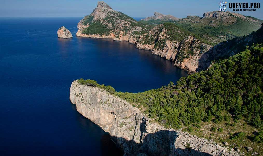 Cabo de Formentor Islas Baleares