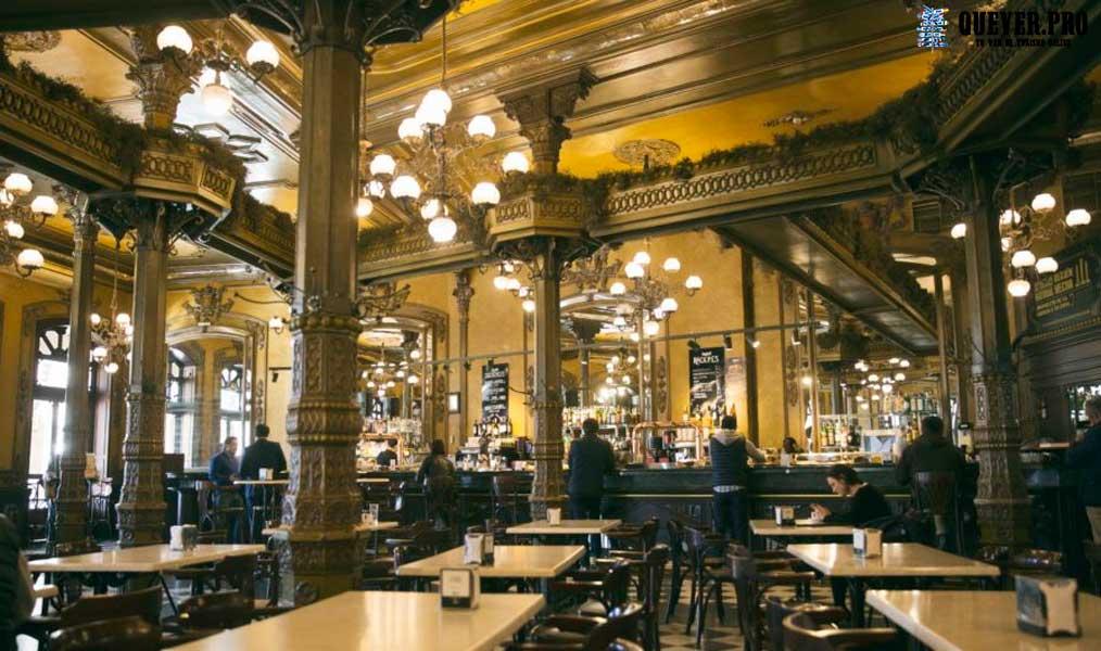 Café Iruña Pamplona