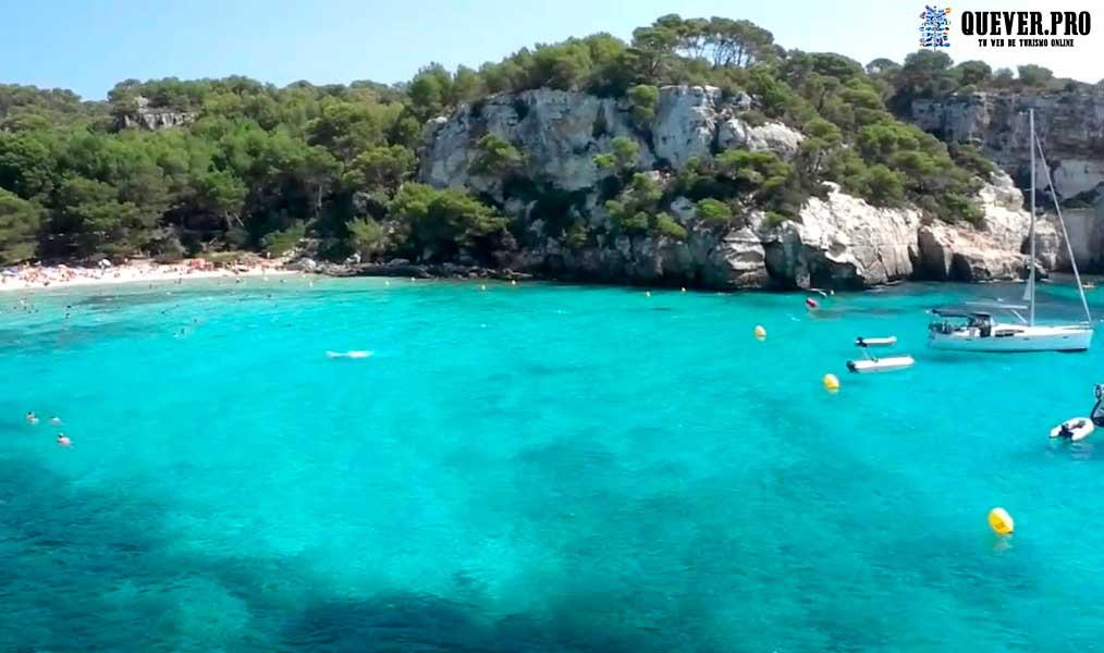 Cala Turqueta Islas Baleares