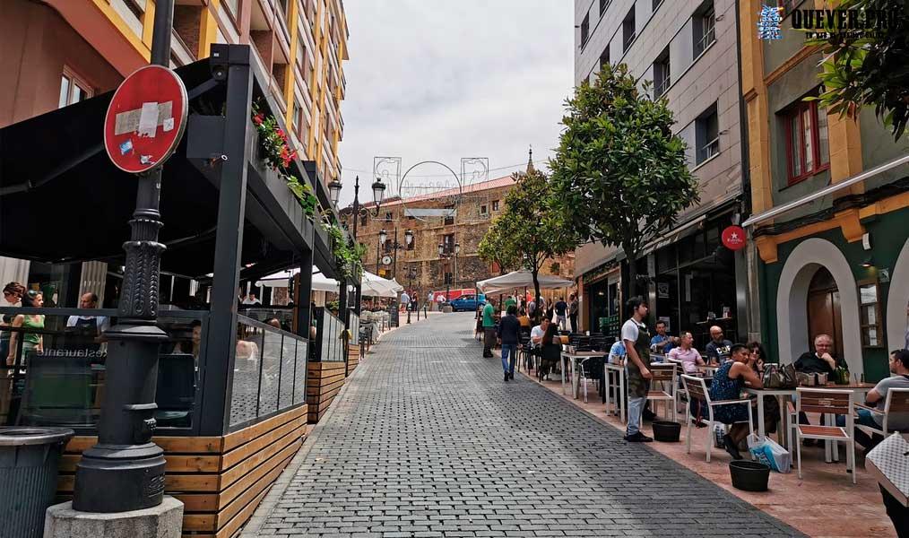 Calle Gascona Oviedo