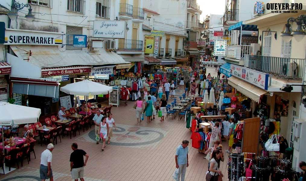 Calle San Miguel Torremolinos