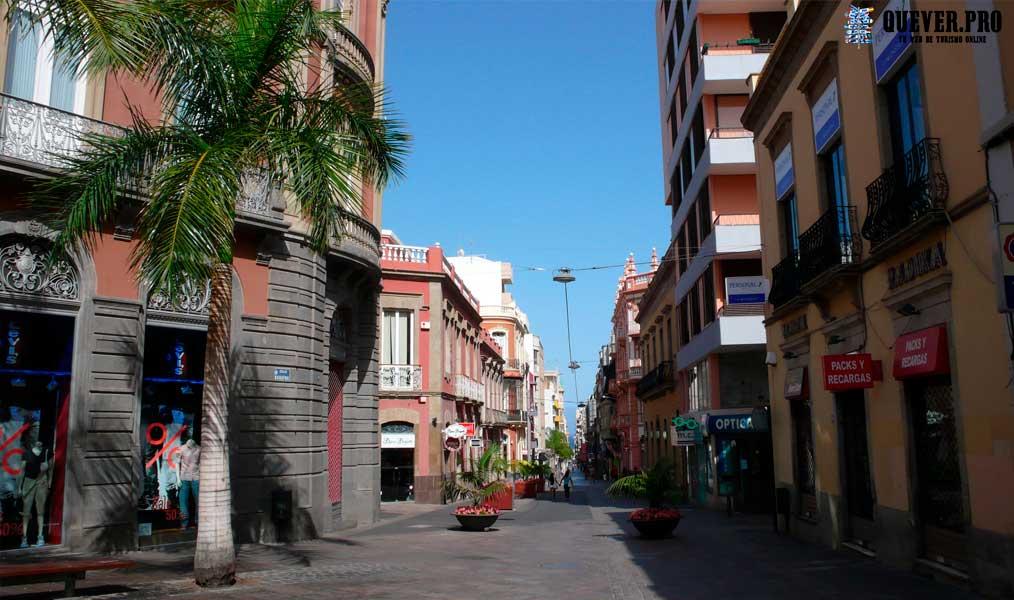 Calle del Castillo Santa Cruz de Tenerife