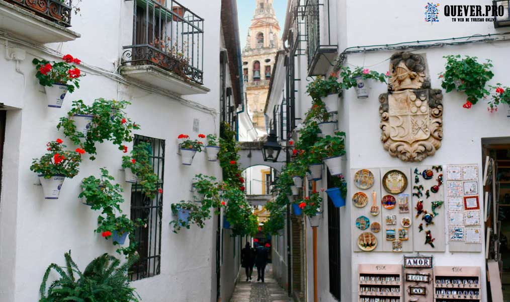 Calleja de las Flores Córdoba