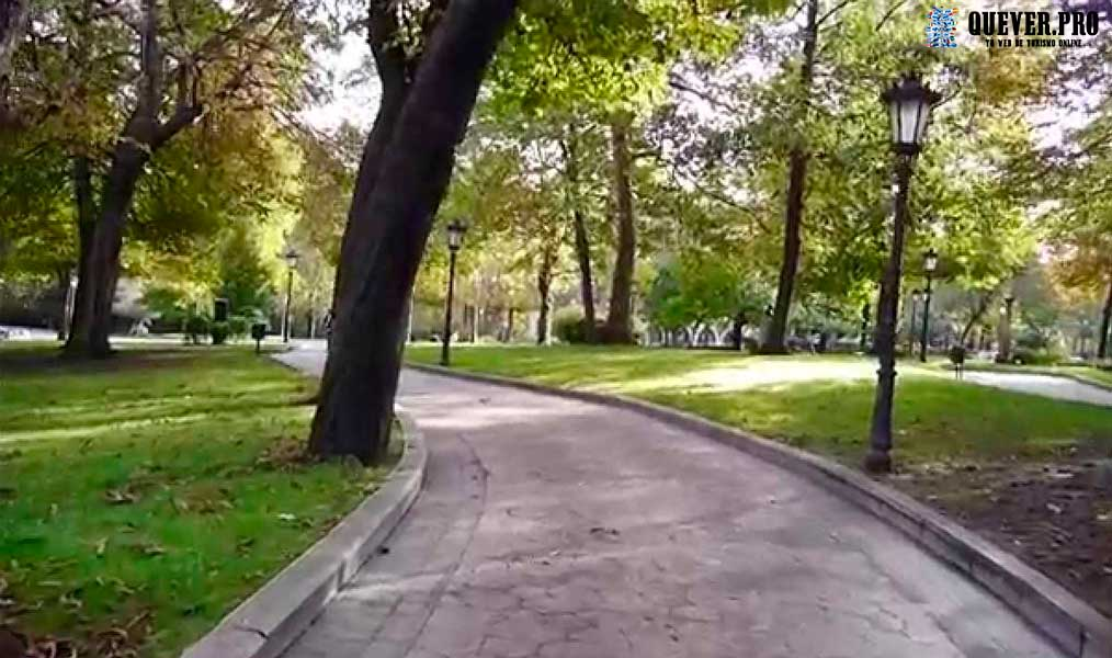 Campo de San Francisco Oviedo