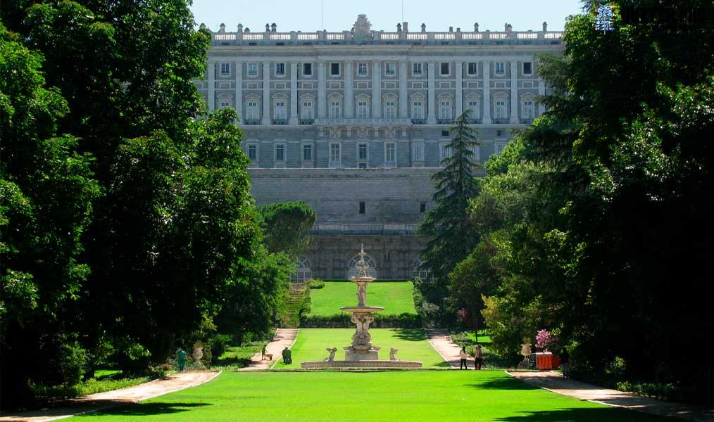 Campo del Moro Comunidad de Madrid