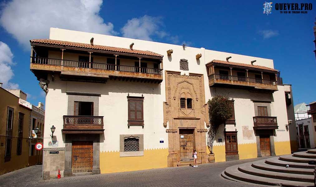Casa Colon Las palmas de Gran Canaria