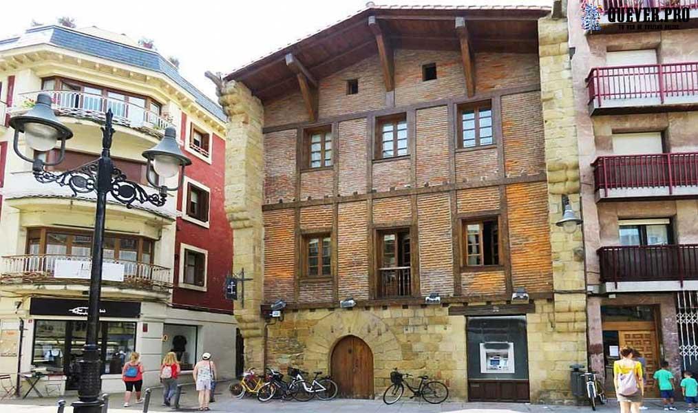 Casa Makatza Zarautz