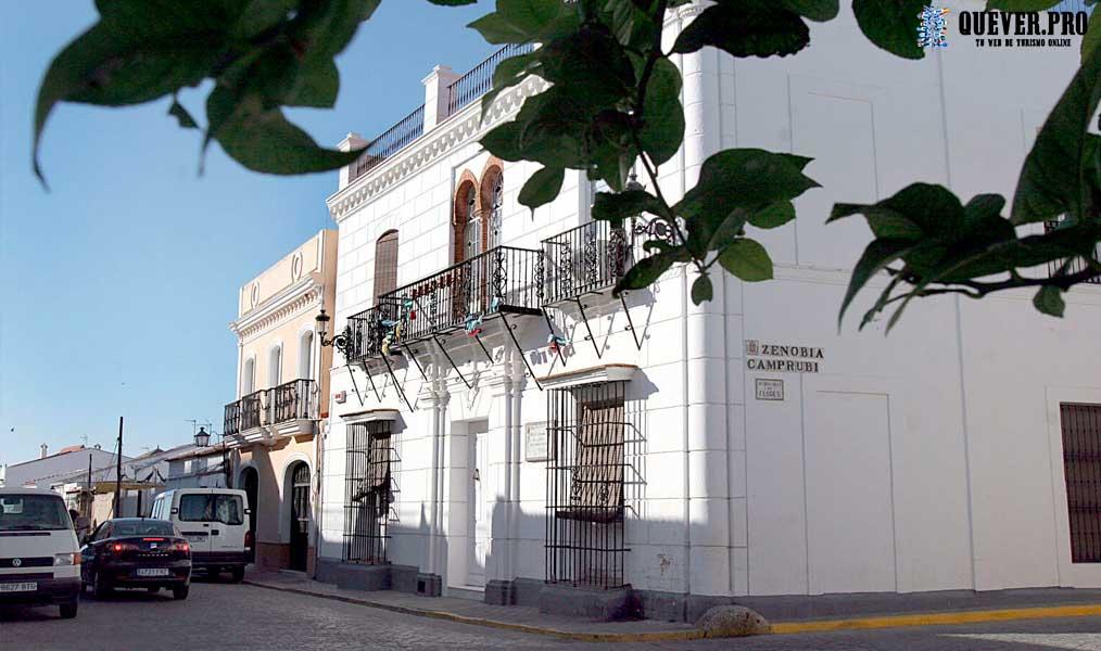 Casa Museo Zenobia Camprubí y Juan Ramón Jiménez Huelva