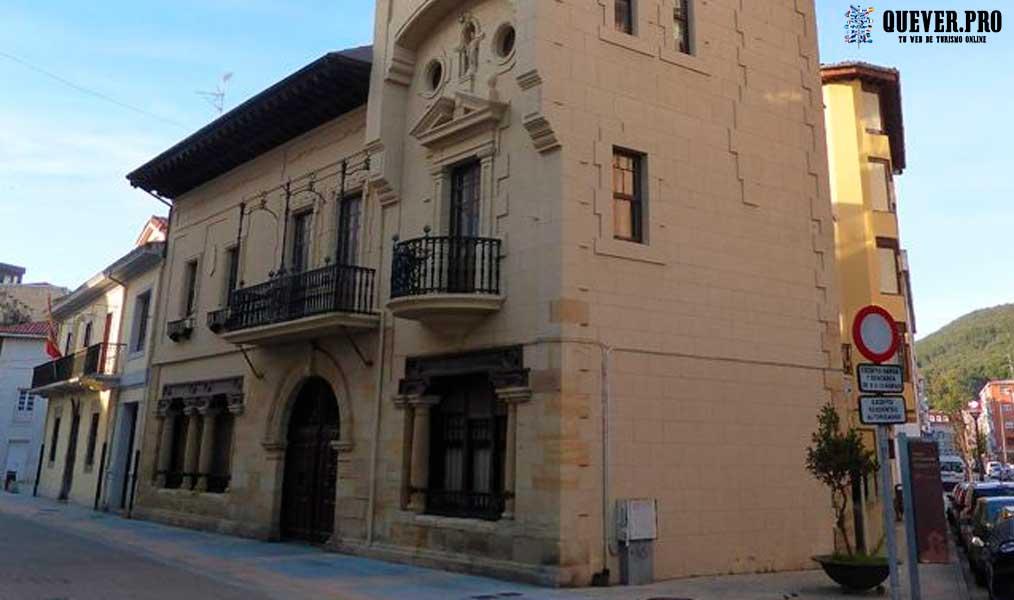 Casa Palacio de Castañeda Santoña