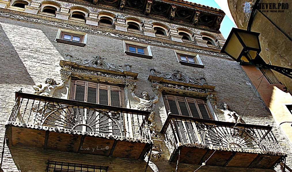 Casa del Almirante Tudela