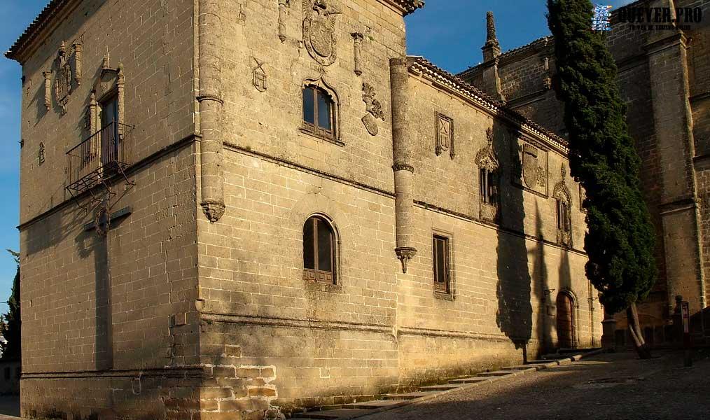 Casas Consistoriales Altas Baeza