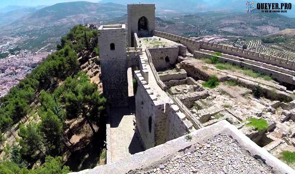 Castillo Catalina de Santa Jaén