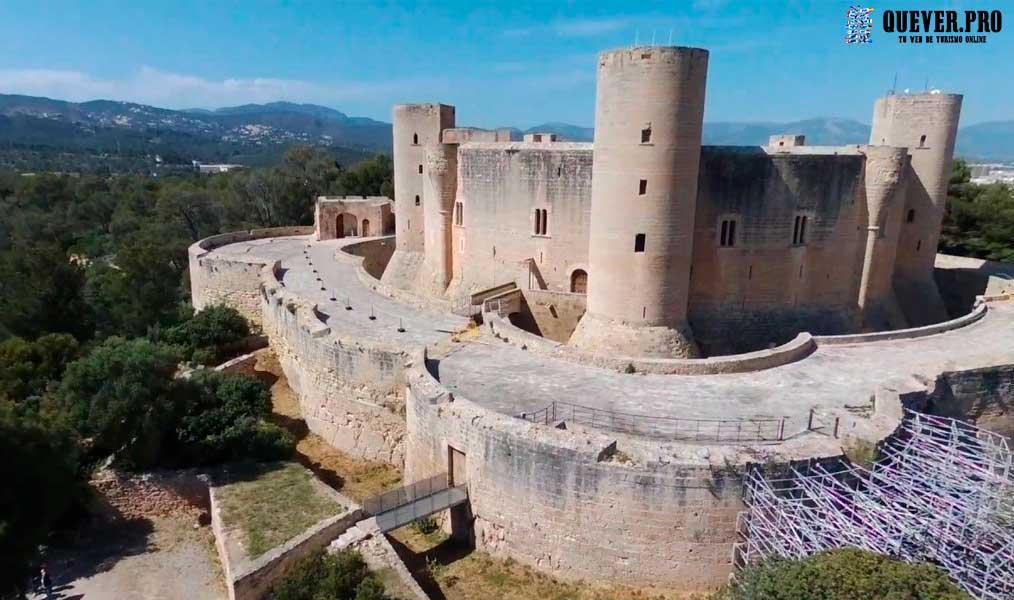 Castillo de Bellver Islas Baleares