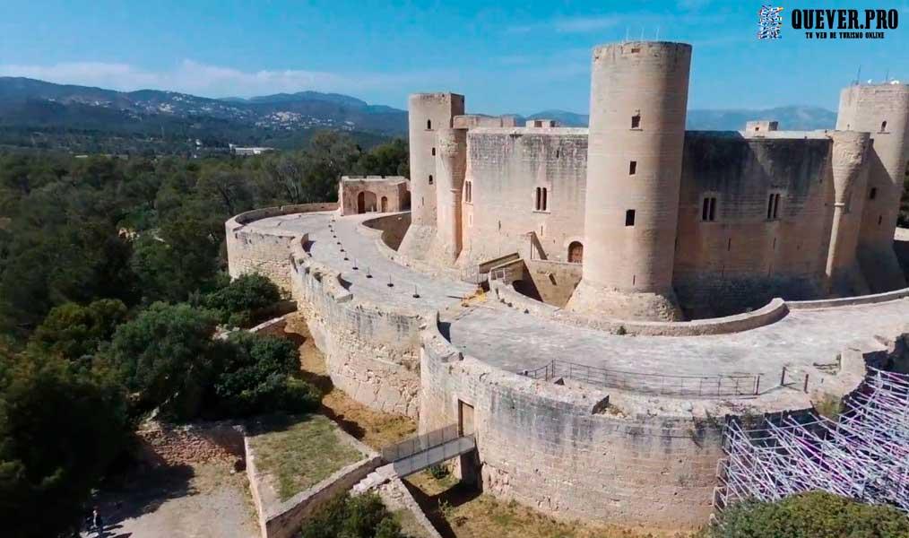 Castillo de Bellver Palma de Mallorca
