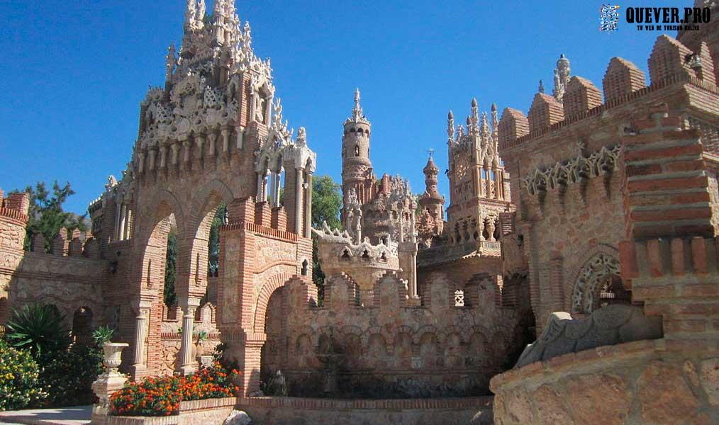 Castillo de Colomares Benalmádena