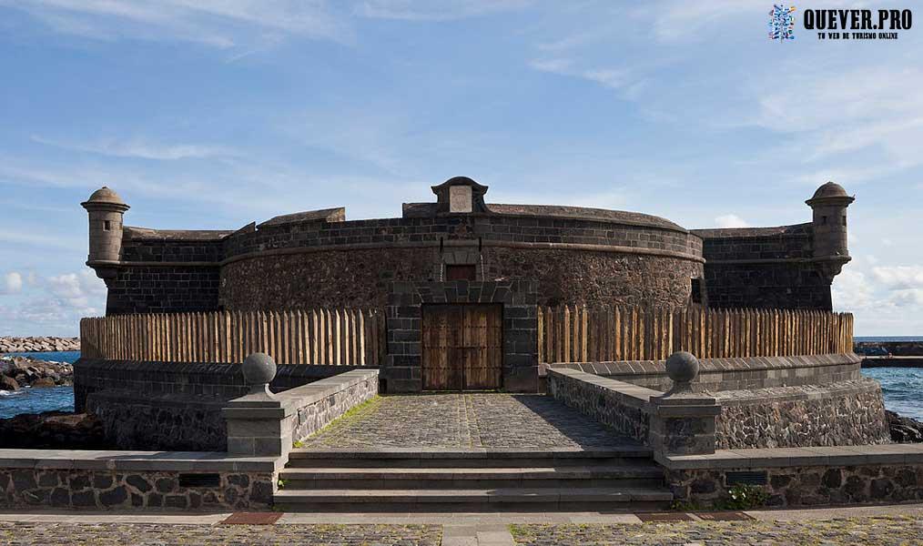 Castillo de San Juan Bautista Santa Cruz de Tenerife