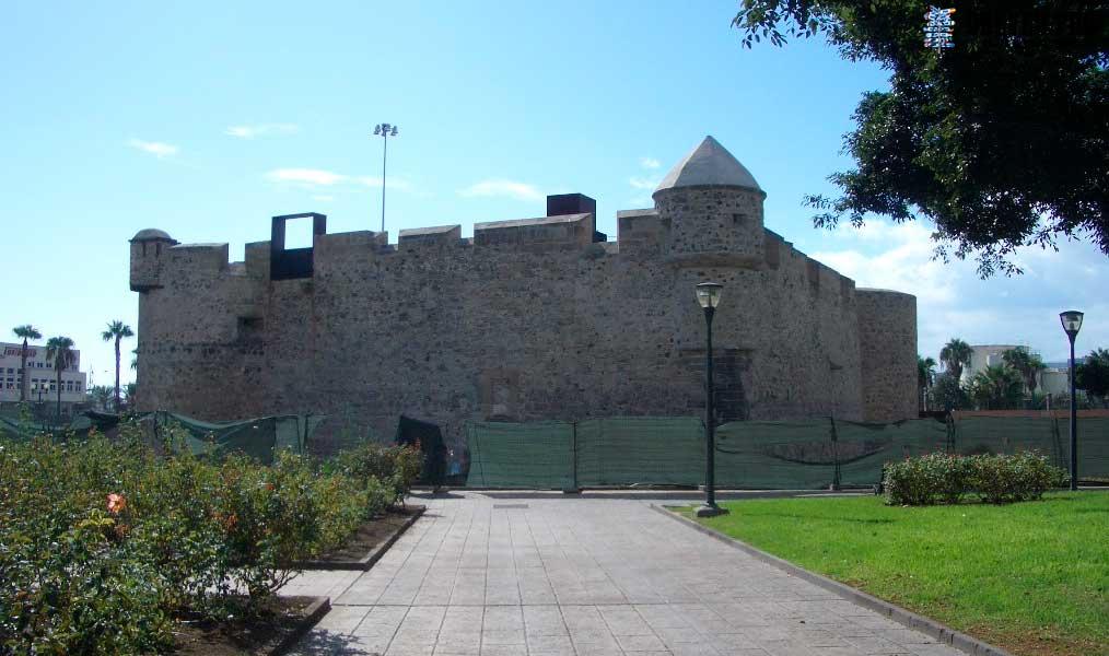 Castillo de la Luz Las palmas de Gran Canaria