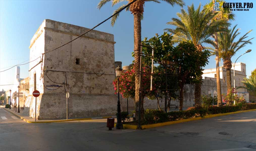 Castillo de las Almadrabas Barbate