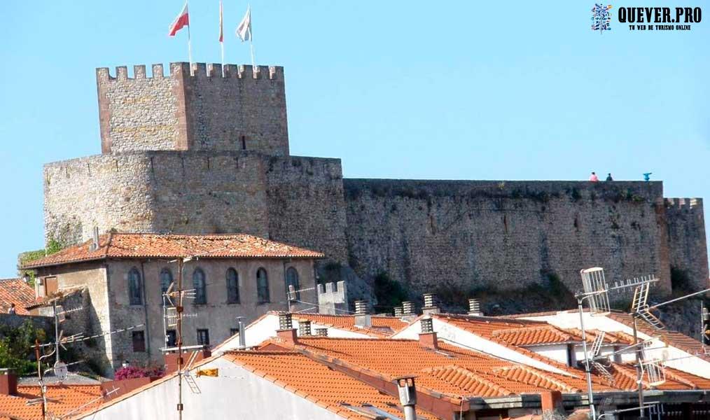 Castillo del Rey San Vicente de la Barquera