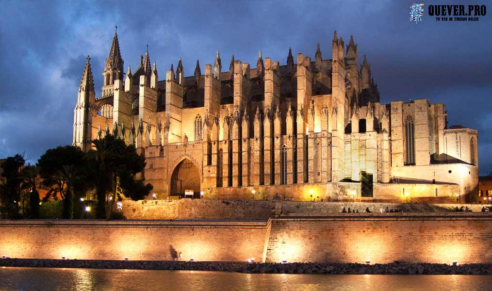 Catedral Basílica de Santa María de Mallorca Palmas de mallorca