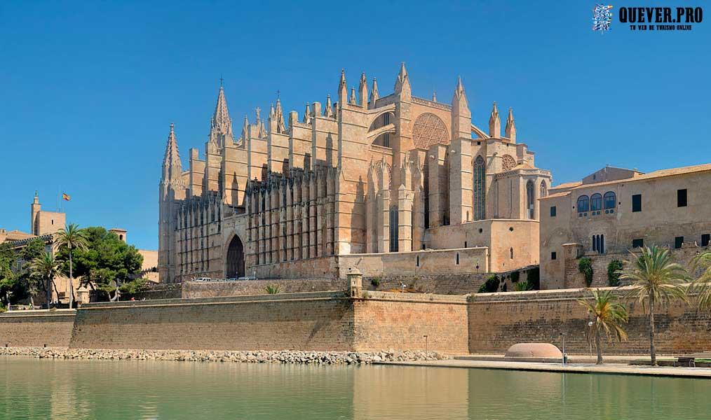 Catedral Basílica de Santa María de Mallorca