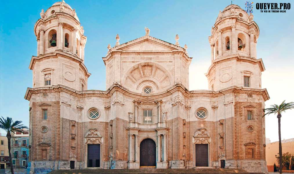 Catedral de Cádiz Andalucía