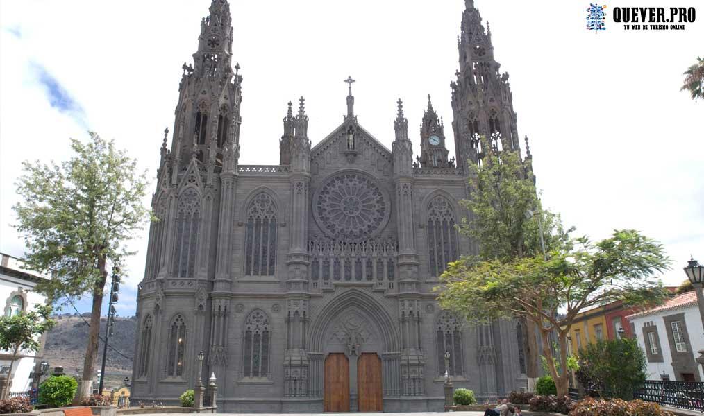 Catedral de San Juan en Arucas Canarias