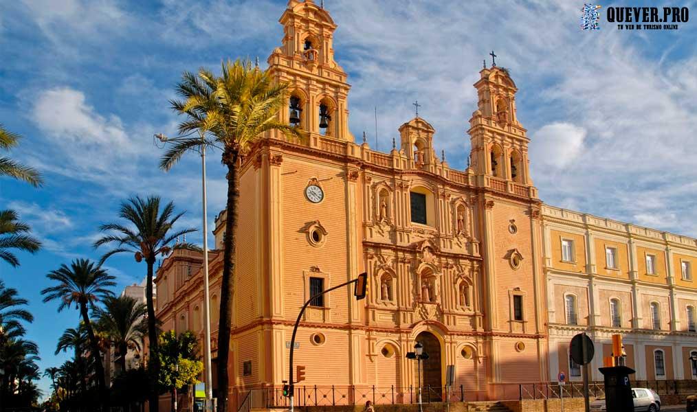 Catedral de la Merced Huelva