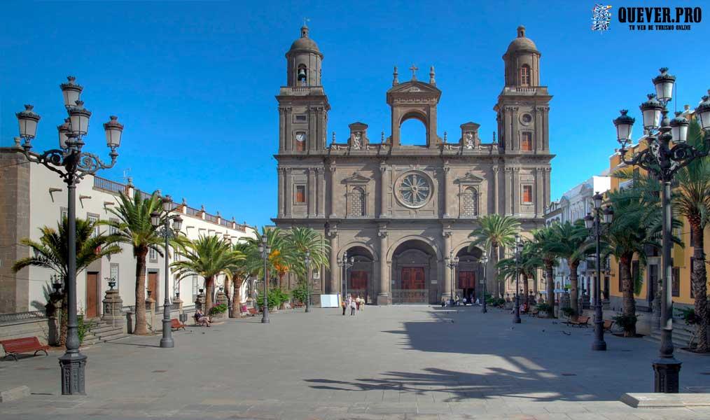 Catedral de las Palmas Las palmas de Gran Canaria