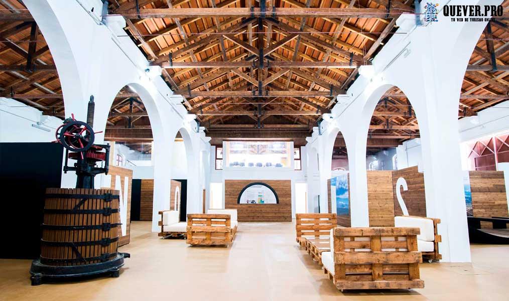 Centro de Interpretación del Vino y la Sal Chiclana